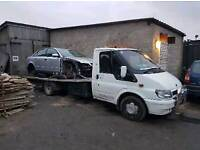 SCRAP CARS WANTED 07757961725