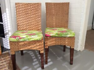 Six Dining Chairs Mosman Mosman Area Preview