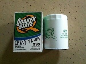 Quaker State QS5 Automotive Motor Oil Filter - New Stock