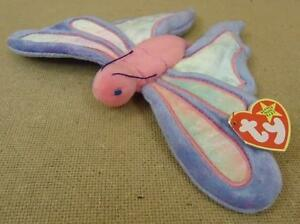 Brand new with tags TY Beanie Babies Butterfly plush toy London Ontario image 1