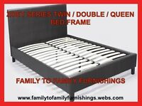 **SIZZLING SALE!** ZOEY TWIN/DOUBLE/QUEEN BED FRAME