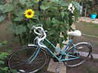Ladies tourer bike 21 inch frame pale green pastel emmelle emerald