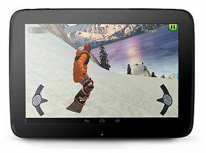 Nexus 10 32GB, Wi-Fi, 10in - Black