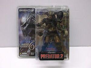 McFarlane Toys Movie Maniacs Predator 2 Battle Ravaged Action Figure