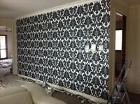 Wallpaper installation and removal