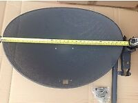 Sky Freesat Satellite Dish 80cm