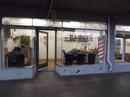 BARBER SHOP FOR SALE - WANGARATTA