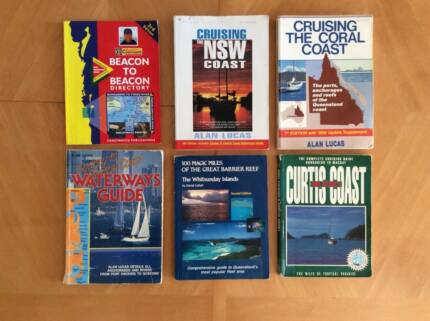 Boating Cruising Guides and Related Books
