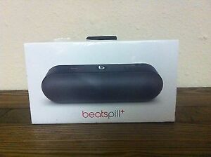 Beats by Dr.Dre Pill+ Bluetooth Wireless Speaker black Brand New