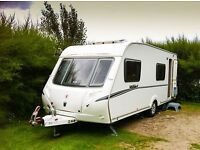 2009 Abbey Vogue 2, 540, 6 berth touring caravan
