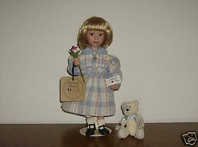 Boyds Doll Alexa w/Bon Bon ... Mothers Make Friends, 1E