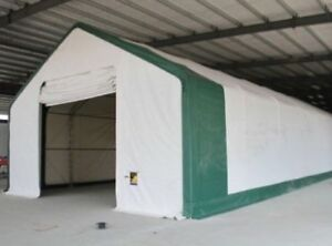 Fabric Buildings, Portable Buildings, Container Covers ***NEW***