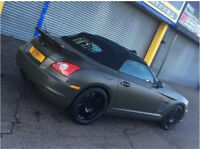 Chrysler Crossfire SRT-6 Convertible, same as Mercedes Slk32 AMG, Px Audi S5 RS3 S3, Bmw M3 Z4