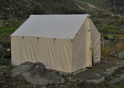 Wall tent ebay for A frame canvas tents for sale