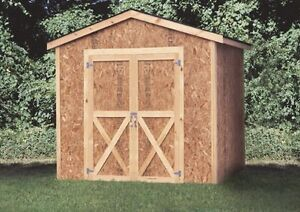 Need a shed baby barn or garage ?