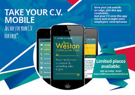 Free digital marketing course and CV smartphone app to boost your job search