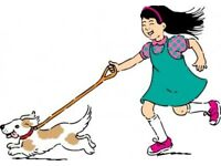 Dog walking - Girl Friday