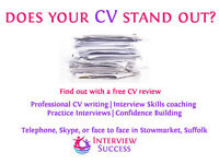 CV Writing | Interview Coaching | Mock interviews | with a HR Professional