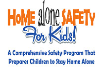 Home Alone Safety Course for Kids