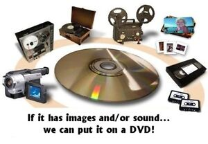 IMPRIMERIE / PRINTING, convert vhs to dvd