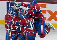 ROUGE A PREMIUM - 2e RONDE - CANADIENS - AMAZING HABS TICKETS City of Montréal Greater Montréal Preview