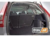 Dog guard and boot liner for Dacia Logan