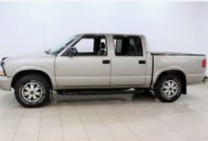 Looking: Pick Up CrewCab $2000 or less