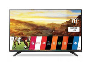 LG 70″ 4K UHD LED webOS Smart TV 70UF7300