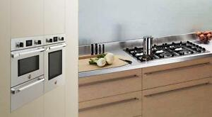 Bertazzoni Power of Style MasterSeries Kitchen Appliance Package