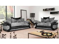 Sale#FREE #FOOTSTOOL #WITH Sheldon 3&2 seater sofa