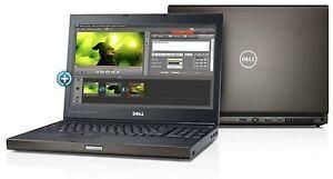 """Dell Precision M4700 - Core I7 Quad 2.8Ghz/32Go/1To ecran 15.6"""""""