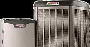 FURNACE & AIR CONDITIONER LENNOX PACKAGE.
