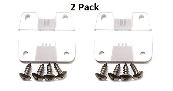 AFTERMARKET Coleman Plastic Cooler 6262-1141 Ice Chest Hinge Replacement