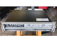 Crown Macro-Tech 2402 - 2 Channel Amplifier 1600watt (240v)