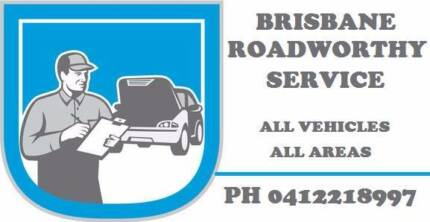 Roadworthy Certificates Mobile to you