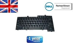 DELL Latitude D420 D430 UK Keyboard MH144 GENUINE DELL BRAND NEW
