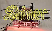 Shiner Bock Sign