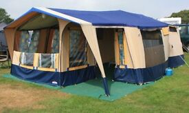 Cabanon Galaxy 4+ berth trailer tent, Immaculate!