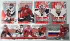 In the Game Rookie Alexander Ovechkin Hockey Trading Cards
