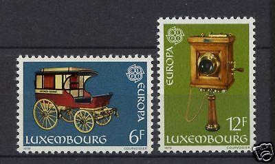 Luxembourg 1979 SG#1024-5 Europa MNH Set