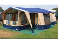 Cabanon Galaxy DL trailer tent