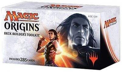 MTG Magic The Gathering Origins Deck Builders Toolkit (NEW) Factory Sealed