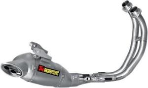 WANTED: Akrapovic Racing Exhaust full System