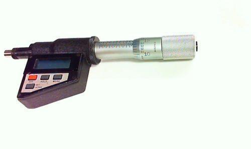 Starrett Digital Micrometer Ebay