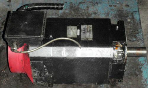 GE Fanuc A06B-0728-B920 #3031_18P/10000 _ AC Spindle Motor _ A06B0728B920#3031