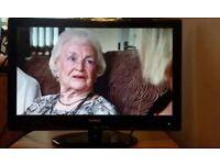 "Goodmans 24"" Flat Screen TV - Mint Condition"