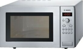 Microwave Bosch HMT84M451 Stainless Steel