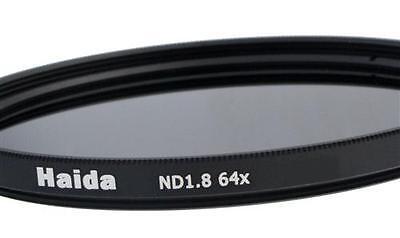 Neutral Graufilter ND64 für Digitalkameras 77mm