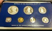 Philippine Proof Set