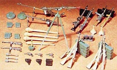 Tamiya America [TAM] 1:35 German Infantry Weapons Plastic Model Kit TAM35111